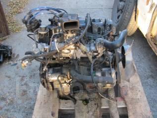 Двигатель в сборе. Suzuki Jimny, JB31W Двигатель G13B