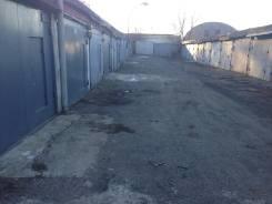 Продаем гараж в районе ул. Бородинской. Бородинская ул. 28, р-н Вторая речка, 20 кв.м., электричество, подвал. Вид снаружи