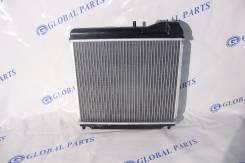 Радиатор охлаждения двигателя. Honda Fit, GD3, GD4, GD1, GD2, UA-GD1, LA-GD4, LA-GD3, LA-GD2, LA-GD1 Honda Jazz, GD5, GD1 Двигатели: L15A, L13A, L13A2...
