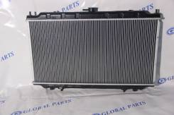 Радиатор охлаждения двигателя. Infiniti G20 Nissan Primera Camino, HP11, P11, WHNP11, WP11, HNP11, WHP11 Nissan Bluebird, HNU14, ENU14, HU14, EU14 Дви...