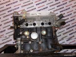Двигатель в сборе. Geely MK Geely MK Cross Двигатель 5AFE