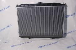 Радиатор охлаждения двигателя. Nissan Liberty Nissan X-Trail, PNT30, T30, NT30 Двигатели: QR25DE, QR20DE