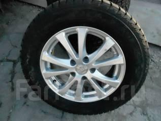 Продам колёса 215/65R16 на хорошей зимней резине. 6.5x16 5x114.30 ET36 ЦО 73,0мм.