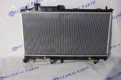 Радиатор охлаждения двигателя. Subaru Legacy, BL9, BLE, BL5, BP5 Subaru Impreza WRX Двигатели: EJ20, EJ20Y, EJ20X