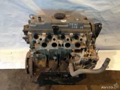 Двигатель в сборе. Peugeot 206, 2B, 2A/C Двигатели: TU5JP4, TU3JP, TU3A