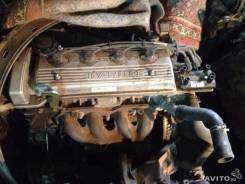 Двигатель в сборе. Geely MK Cross