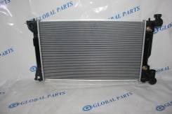Радиатор охлаждения двигателя. Toyota Avensis, AZT250, AZT251L, AZT251, AZT250W, AZT255, AZT251W, AZT255W, AZT250L Двигатели: 2AZFSE, 1AZFSE