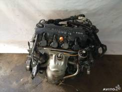 Двигатель в сборе. Honda Civic Двигатель R18A1