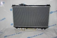 Радиатор охлаждения двигателя. Toyota Vista, SV30, SV35, SV32, SV33 Toyota Camry, SV30, SV32, SV33, SV35 Двигатели: 3SGE, 3SFE, 4SFE