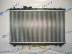 Радиатор охлаждения двигателя. Toyota Vista, SV40, SV41, SV42, SV43 Toyota Camry, SV41, SV40, SV43, SV42 Двигатели: 3SFE, 4SFE