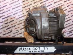 АКПП. Mazda CX-7, ER, ER3P Двигатели: MZR, DISI, L3VDT, L5VE, MZRCD, R2AA