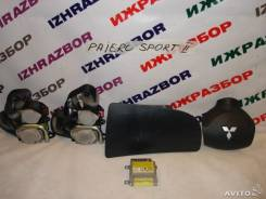 Система безопасности. Mitsubishi Pajero Sport, KH0 Двигатели: 6B31, 4D56, 4M41