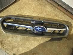 Решетка радиатора. Subaru Legacy, BP5 Subaru Legacy Wagon, BP5 Двигатель EJ20