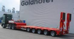 Goldhofer. Новый Трал 80т. в Наличии во Владивостоке, 86 000 кг.
