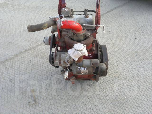Двигатель в сборе. Iseki TS. Под заказ