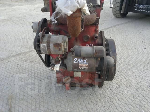 Двигатель в сборе. Yanmar Mini Iseki Isuzu. Под заказ