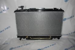 Радиатор охлаждения двигателя. Toyota RAV4, ZCA25W, ZCA25, ZCA26W, ZCA26 Двигатель 1ZZFE