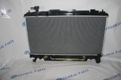 Радиатор охлаждения двигателя. Toyota RAV4, ACA28, ACA21W, ACA26, ACA20, ACA23, ACA21, ACA20W, ACA22 Двигатели: 1AZFSE, 1AZFE