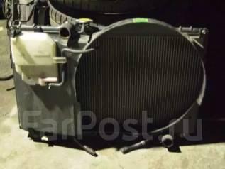 Радиатор охлаждения двигателя. Toyota Chaser, JZX100