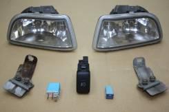 Фара противотуманная. Honda Odyssey, RA6, RA7 Двигатель F23A