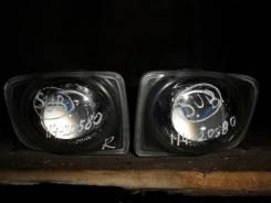 Фара противотуманная. Subaru Legacy