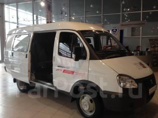 ГАЗ 2705. Газель 2705 фургон 7мест, 2 690 куб. см., 1 500 кг.