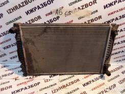 Радиатор охлаждения двигателя. Audi A6, C5