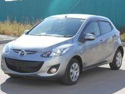 Фара противотуманная. Mazda Demio, DE3FS