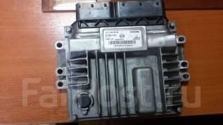 Блок управления двс. SsangYong Actyon SsangYong Korando Двигатель D20DTF