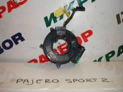 SRS кольцо. Mitsubishi Pajero Sport, KH0 Двигатели: 4M41, 4D56, 6B31