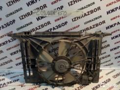 Вентилятор охлаждения радиатора. Toyota Corolla
