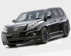 Toyota Land Cruiser Prado. GRJ150W