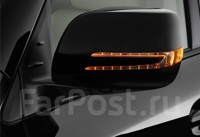 Зеркало заднего вида боковое. Lexus LX570 Toyota Land Cruiser, UZJ200W, J200, VDJ200, URJ202W, GRJ200, URJ200, URJ202, UZJ200, GDJ150L, GDJ150W, GDJ15...