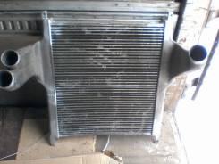Радиатор интеркулера. Isuzu Giga, CYL50V2W Двигатель 6WA1