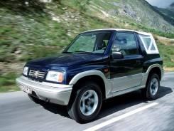 Бампер. Suzuki Escudo