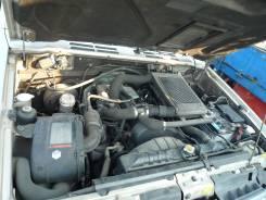 Двигатель в сборе. Mitsubishi Pajero, V44WG Двигатель 4D56