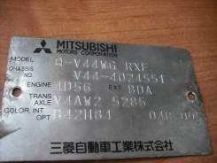 Кузов в сборе. Mitsubishi Pajero, V44WG