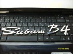 Эмблема. Subaru Legacy B4