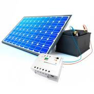 """Солнечная электростанция """"Освещение"""" ( выработка 0,24 кВт*ч / сутки )"""