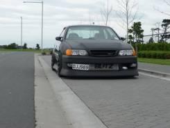 Обвес кузова аэродинамический. Toyota Chaser
