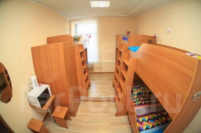 Комната, улица Алеутская 17. Центр, 23 кв.м. Вторая фотография комнаты