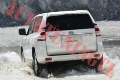 Консоль центральная. Toyota Land Cruiser Prado
