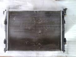 Радиатор охлаждения двигателя. Hyundai i30