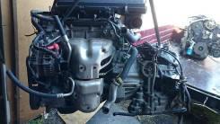 Коллектор выпускной. Nissan March, AK12 Двигатель CR12DE
