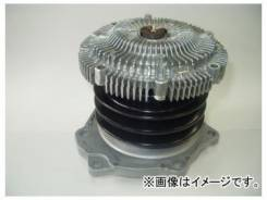 Помпа водяная. Nissan Datsun, LRMD22, RMD22 Двигатель QD32