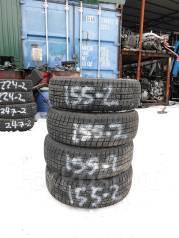 Bridgestone Blizzak Revo1. Зимние, без шипов, 2004 год, износ: 20%, 4 шт