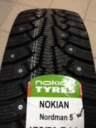 Nokian Nordman. Зимние, шипованные, без износа, 4 шт
