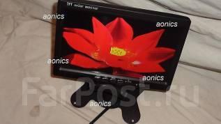 Монитор aonics B7 / 7 дюймов (2 видеовхода) Новый. Универсальный.