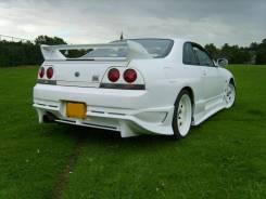 Nissan Skyline R33 Do-Luck 2dr Задний бампер. Под заказ.