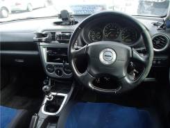 Панель салона. Subaru Impreza WRX STI, GDB